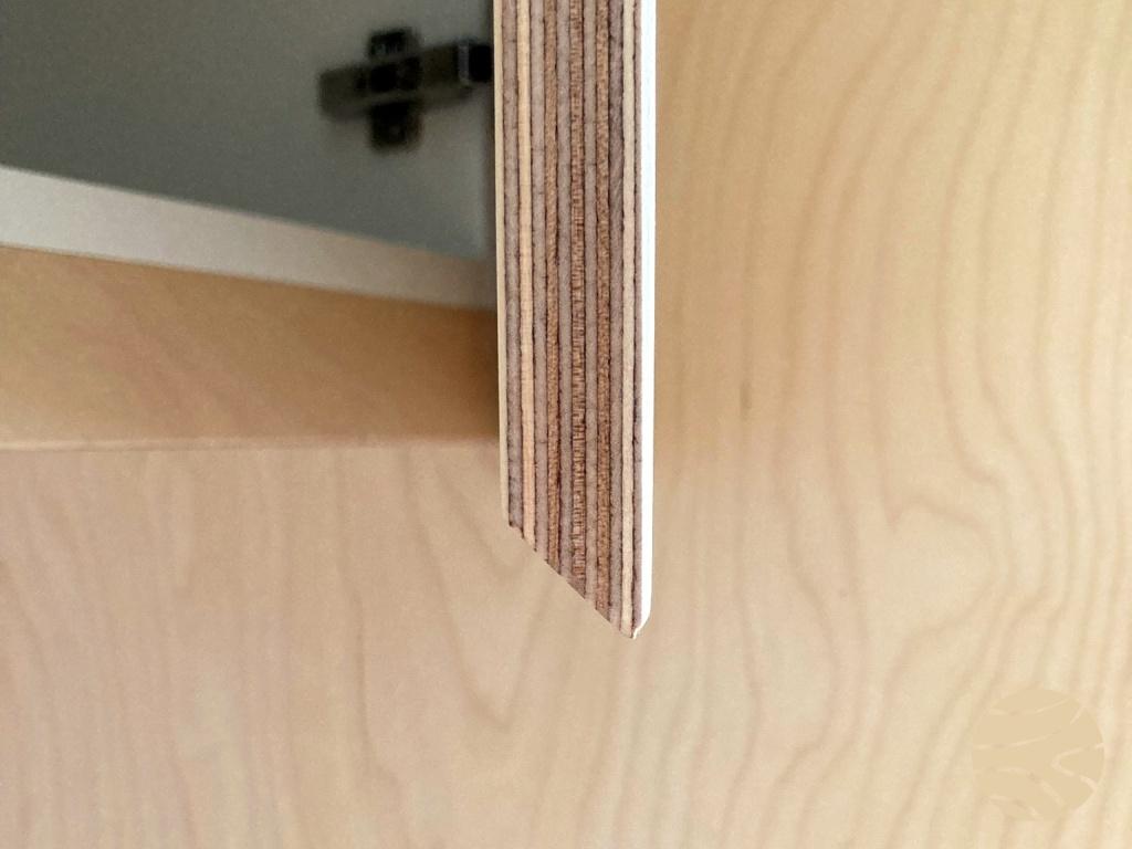 kasten berken multiplex - detail